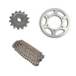 Quad ketting/tandwiel Kit O-Ring