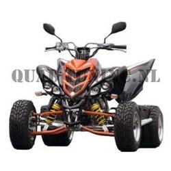 KW verlagingsschokdempers Kawasaki KFX400 02-04 *B