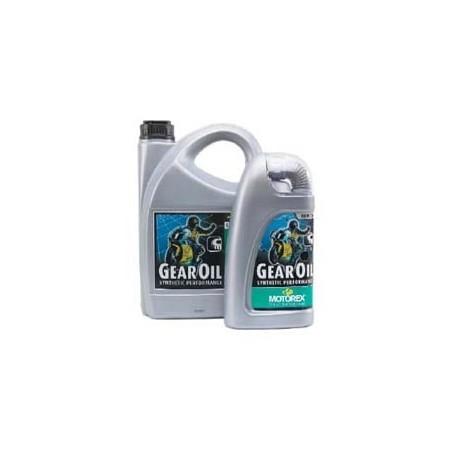 Motorex gear oil 10W/30 1L quadolie