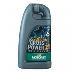 Motorex Cross Power 2T quadolie