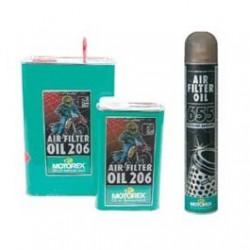 Motorex quadluchtfilter spray