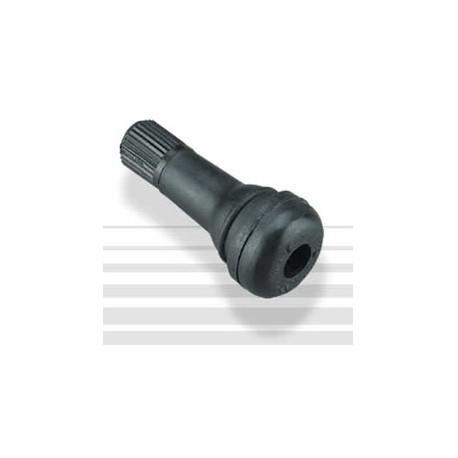 Schrader rubber ventiel