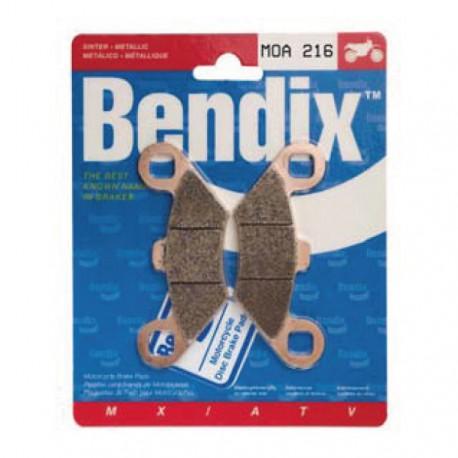 Bendix Remblokken Achter (algemene foto)