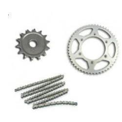 Quad ketting/tandwiel Kit X-Ring