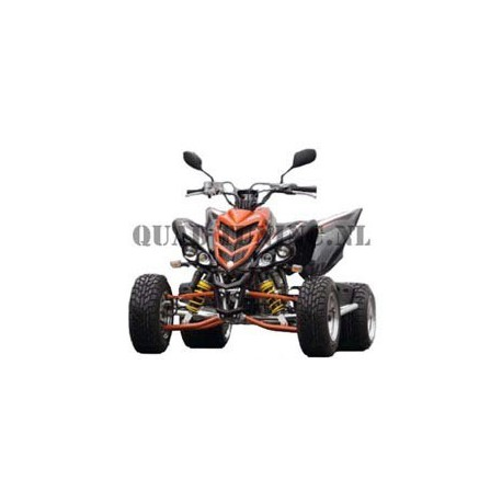 KW verlagingsschokdempers Yamaha Raptor 700 *A